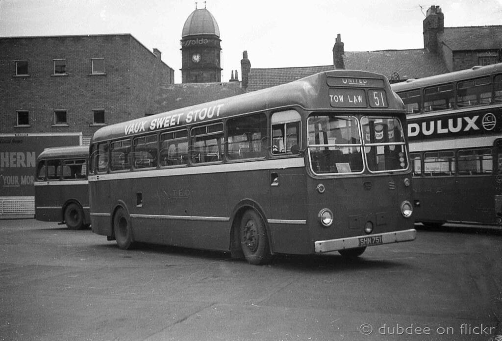 04 63 Shn751 Bristol Ls5g Of United Automobile In Durham Flickr
