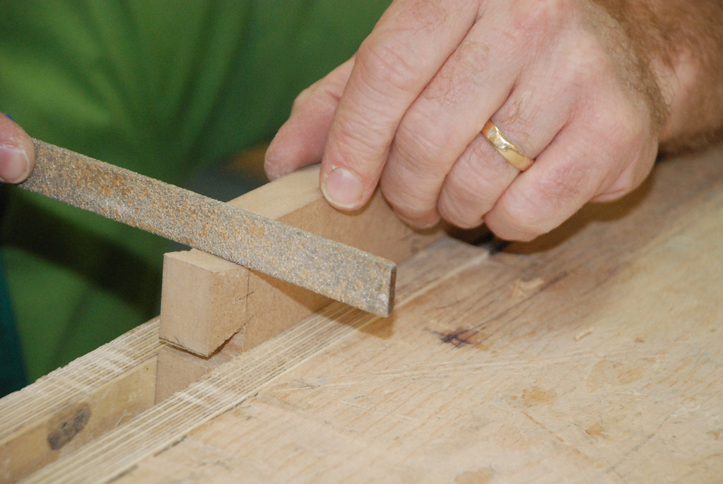 Common Woodworking Frame And Box Joints This Sequence Of