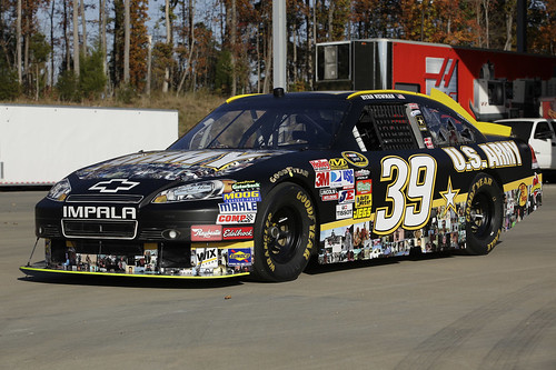 Army #39 Chevy Veteran's Paint Scheme10 | by goarmyphotos