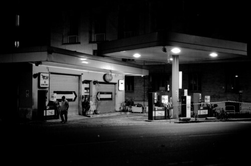 Gas Station | by boklm