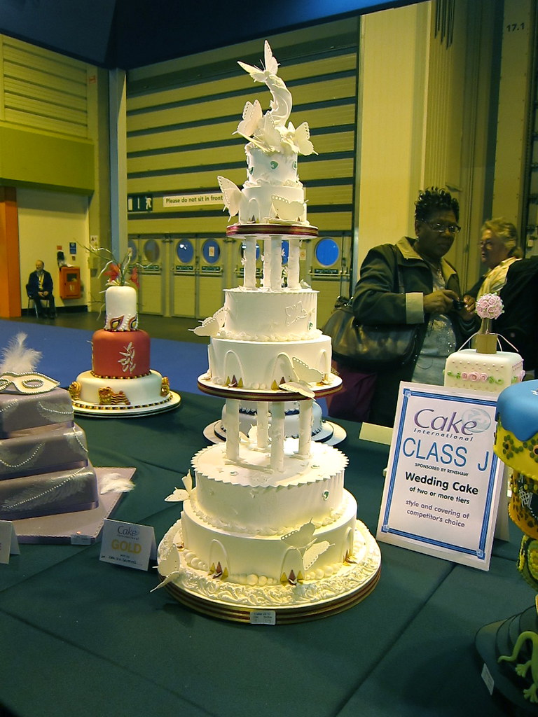 Wedding Cake Competition | Ween Nee | Flickr