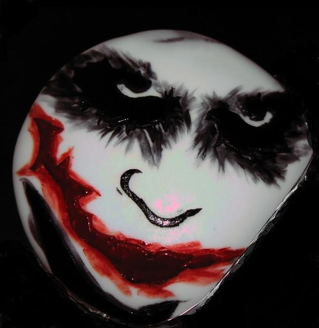 Joker Cake Pan