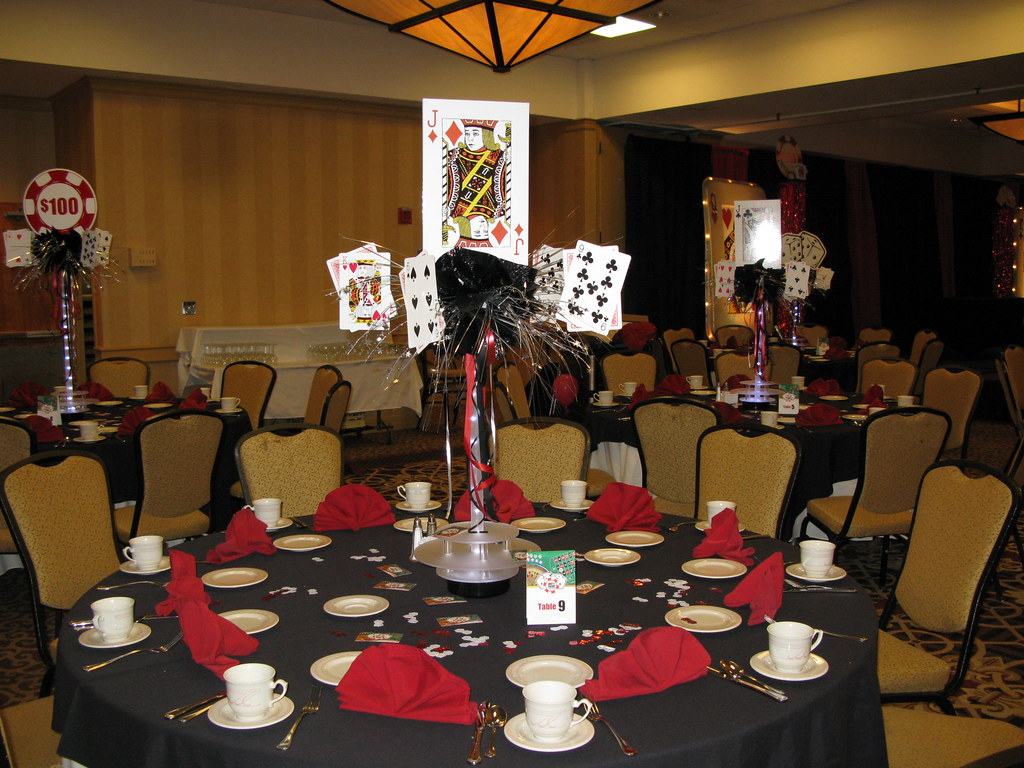 Casino centerpiece playing card call 978 532 2323 or visit flickr casino centerpiece playing card by the prop factory junglespirit Image collections