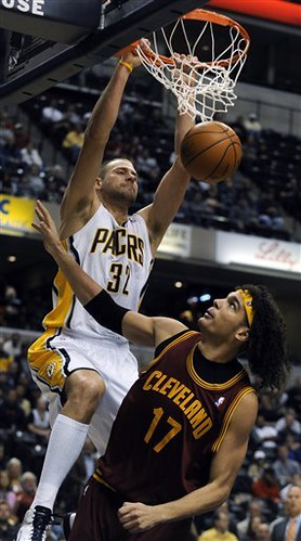 Cavaliers Pacers Basketball | by djbelc01