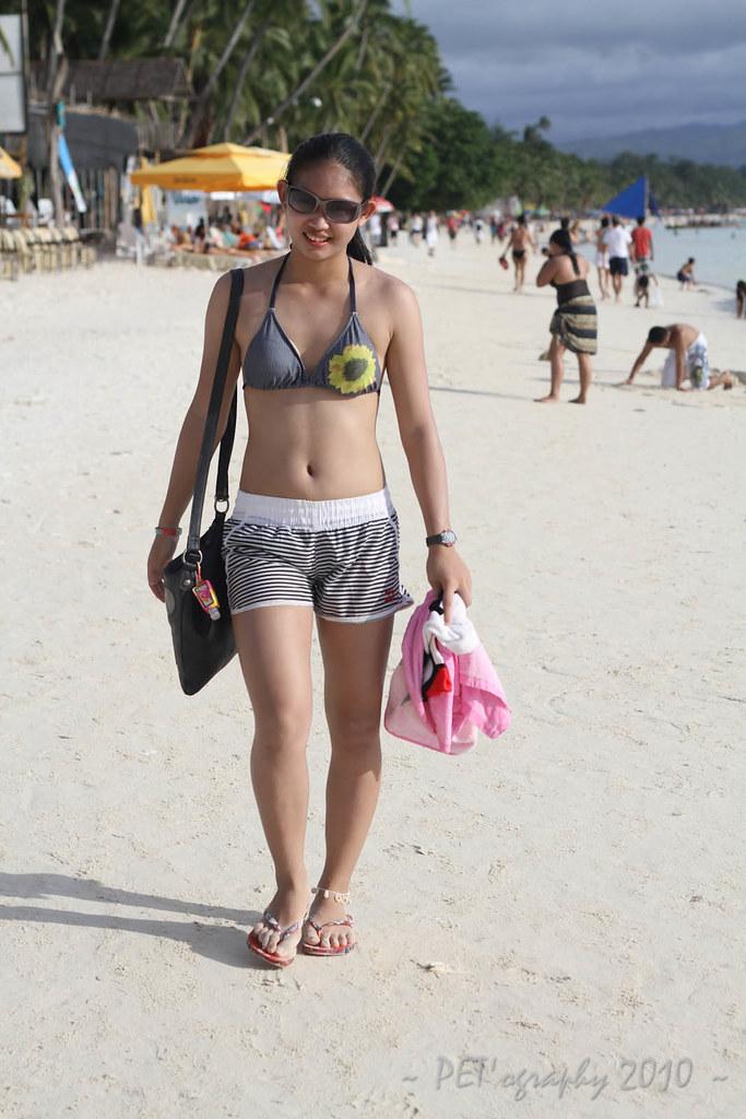 Boracay's Hot Babe | my eldest pretty Daughter =) | PJ ...