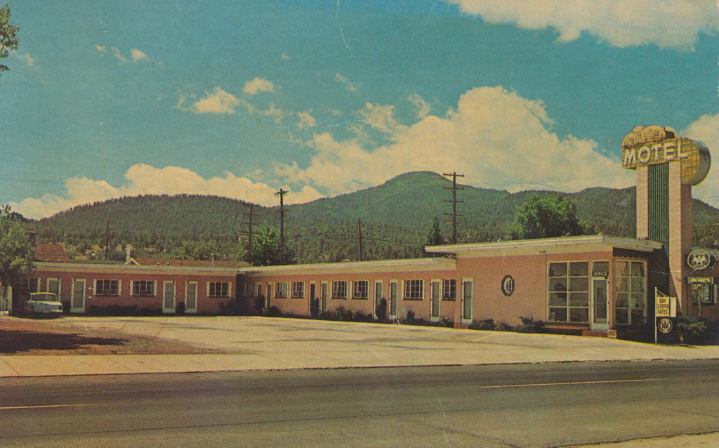 Highlander Motel - Williams, Arizona