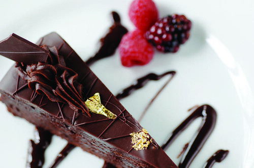 Chocolate Truffle Torte | by D'Amico Catering