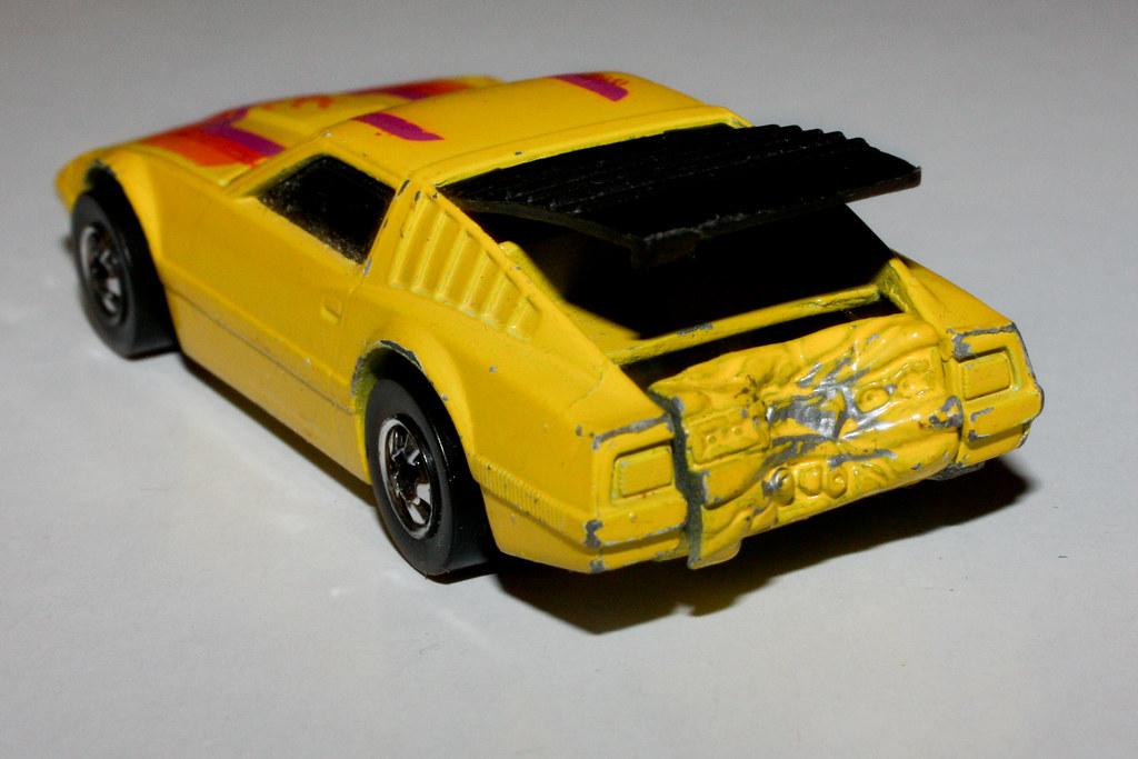 Matchbox Crash Cars
