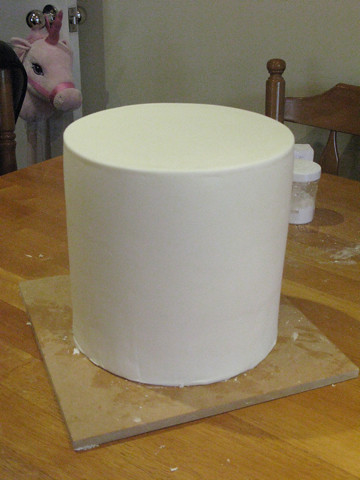Practice Cake 9 Inches High I Have My First Double
