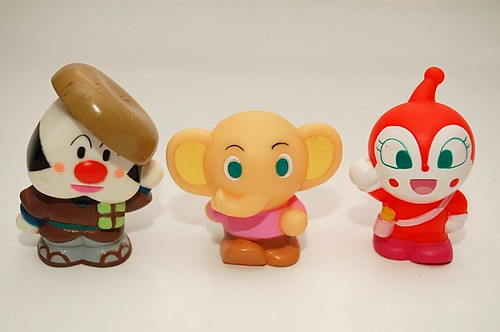 ANPANMAN'S FRIENDS | by kingkong21