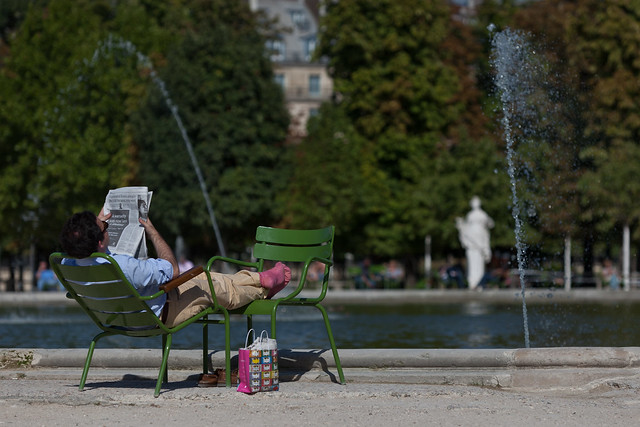 Luxembourg garden a thursday afternoon in the luxembourg - Chaise jardin du luxembourg ...