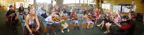 WA Denmark Fiddle Kids via Jude Iddson | by andrewclermont
