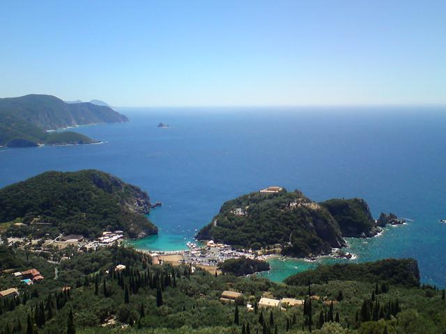 Visit Corfu