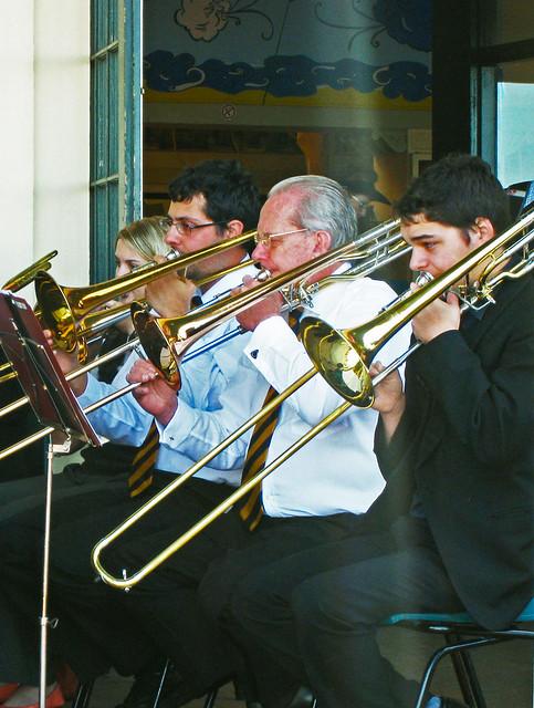 The Four Trombones - Trombone Rapport