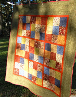 Autumn Days (front) | by Sarah quilts!