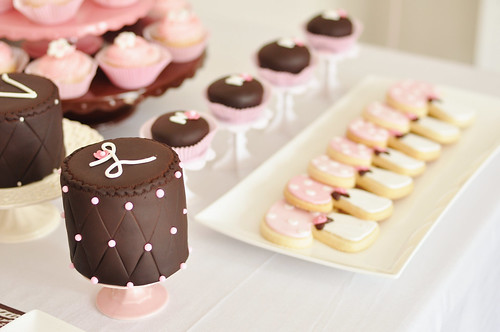 Neapolitan Mini Cake | by Sweetapolita