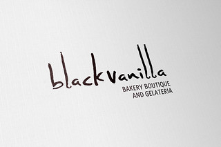 Black Vanilla Identity | by The Logo Smith