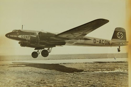 Focke-Wulf Fw 200 Condor The Airliner That Went to War Classic #16 Salgado