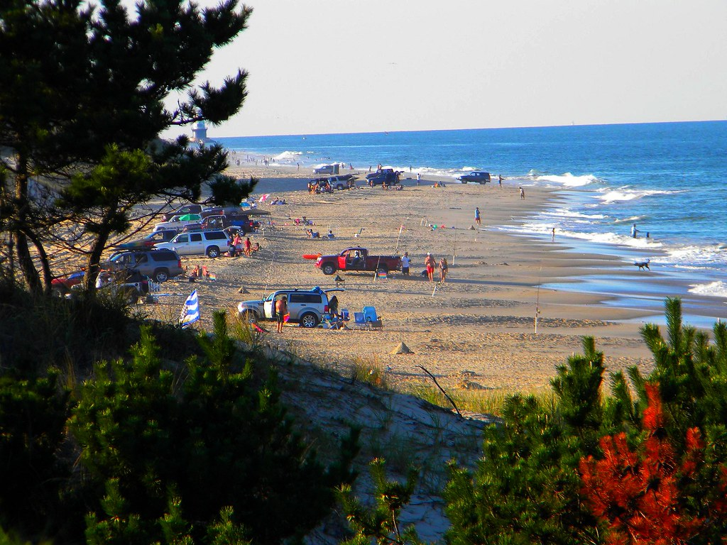 Fort miles cape henlopen state park surf fishing for Cape henlopen fishing report
