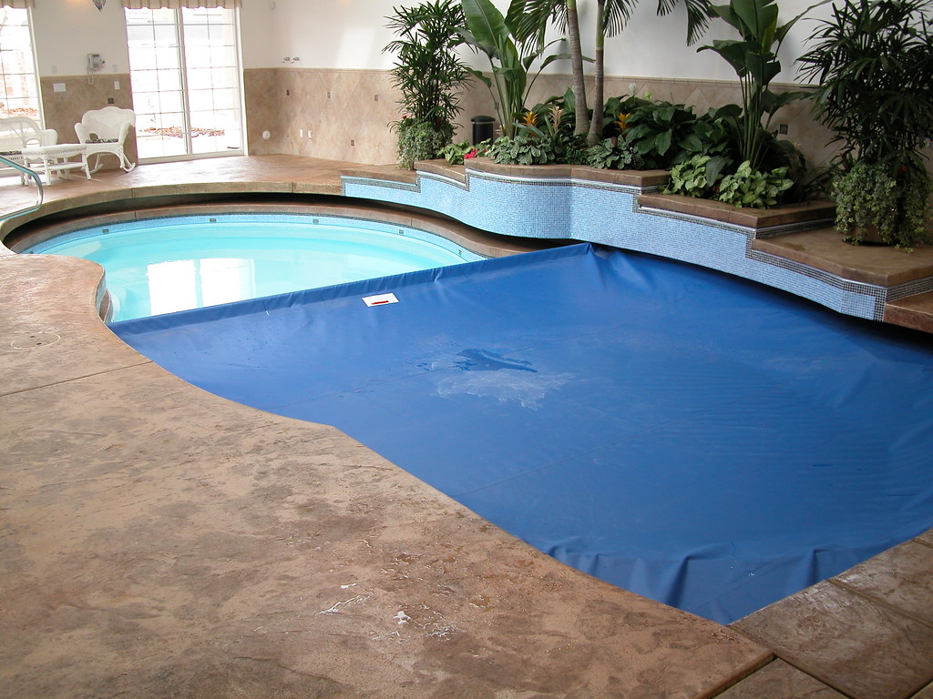 Fiberglass Pool 10m Coverstar Safety Covers This