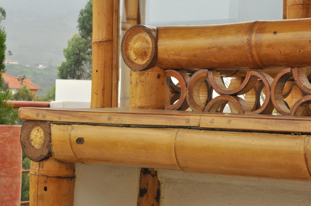 detalle canutos de guadua carpinter a guadua zuarq