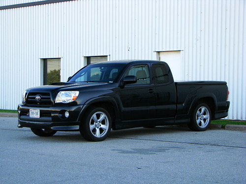 Toyota Tacoma X Double Cab Long Bed