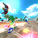 Sonic Free Riders - TGS Screens