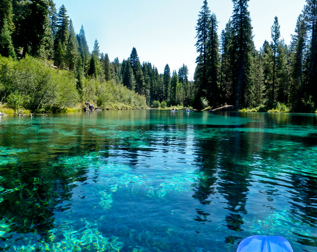 Kayaking - Wood River Headwaters | The Wood River is a ...  River
