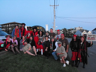 Whydah Pirate Museum crew | by International Talk Like A Pirate Day