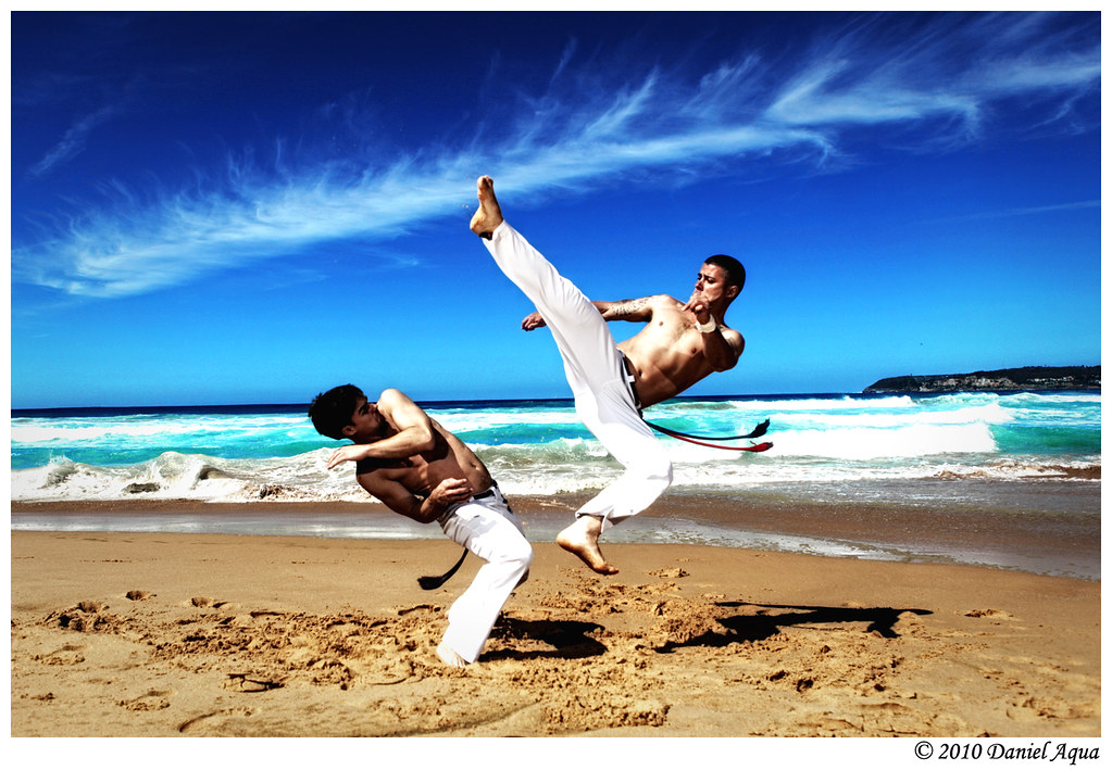 Capoeira Kick | Photoshoot today with Andre and his team fro… | Flickr