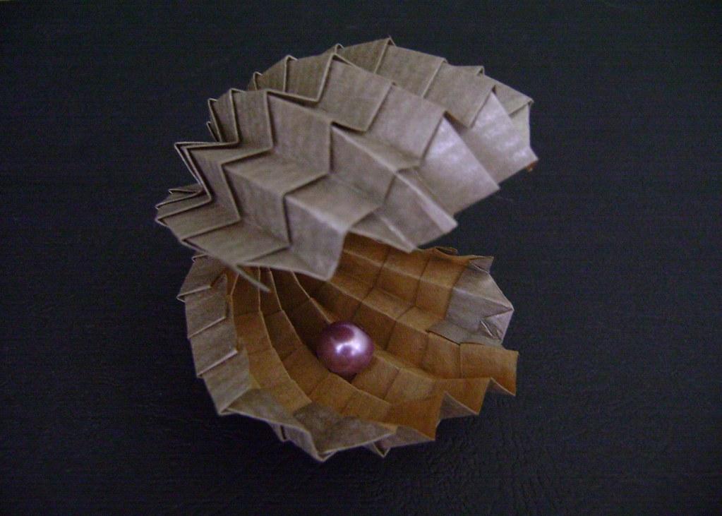 Conchiglia Di Luca Massini Diagrama Origami Cdoos Flickr