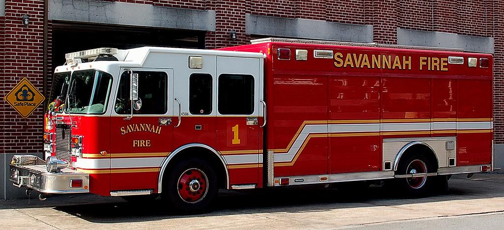 Dsc 0033 Savannah Ga Fire Department Spartan Hackney