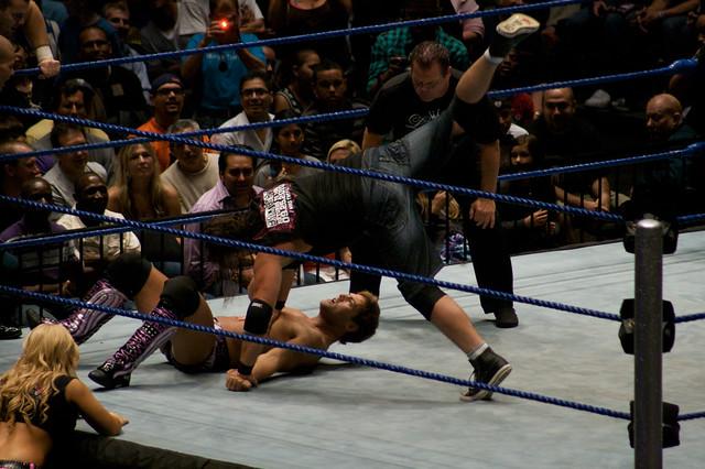 Bret Hart At Madison Square Garden Flickr Photo Sharing