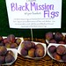 organic black mission figs