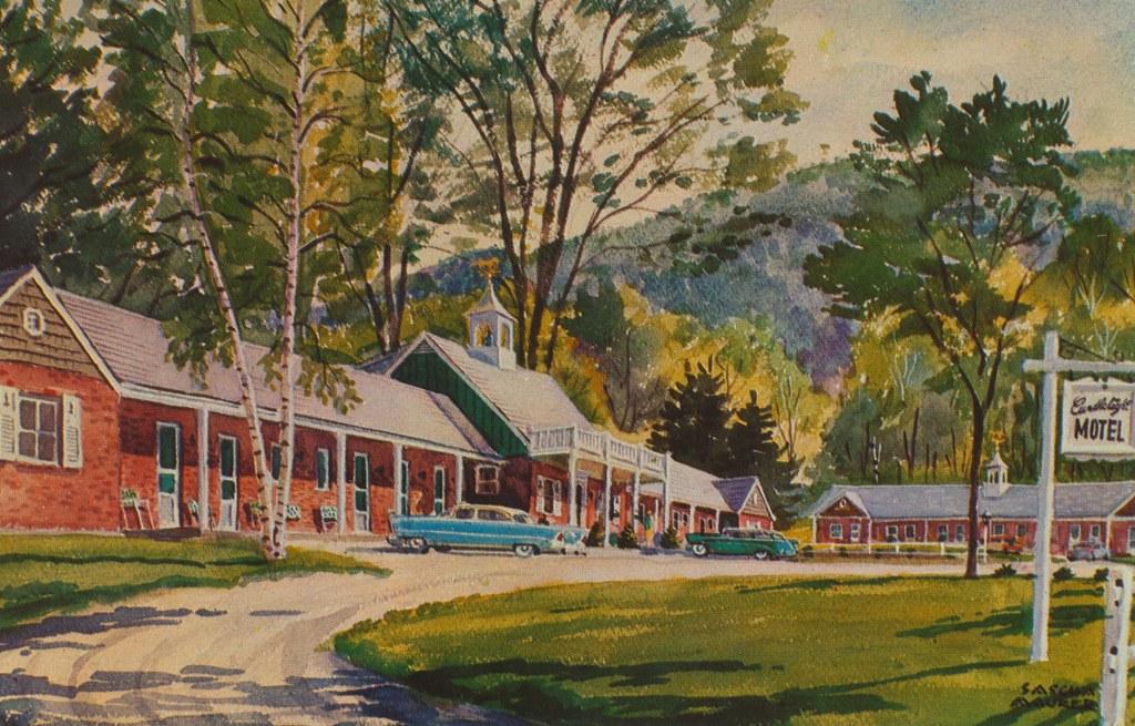Candle Light Motel - Greenfield, Massachusetts