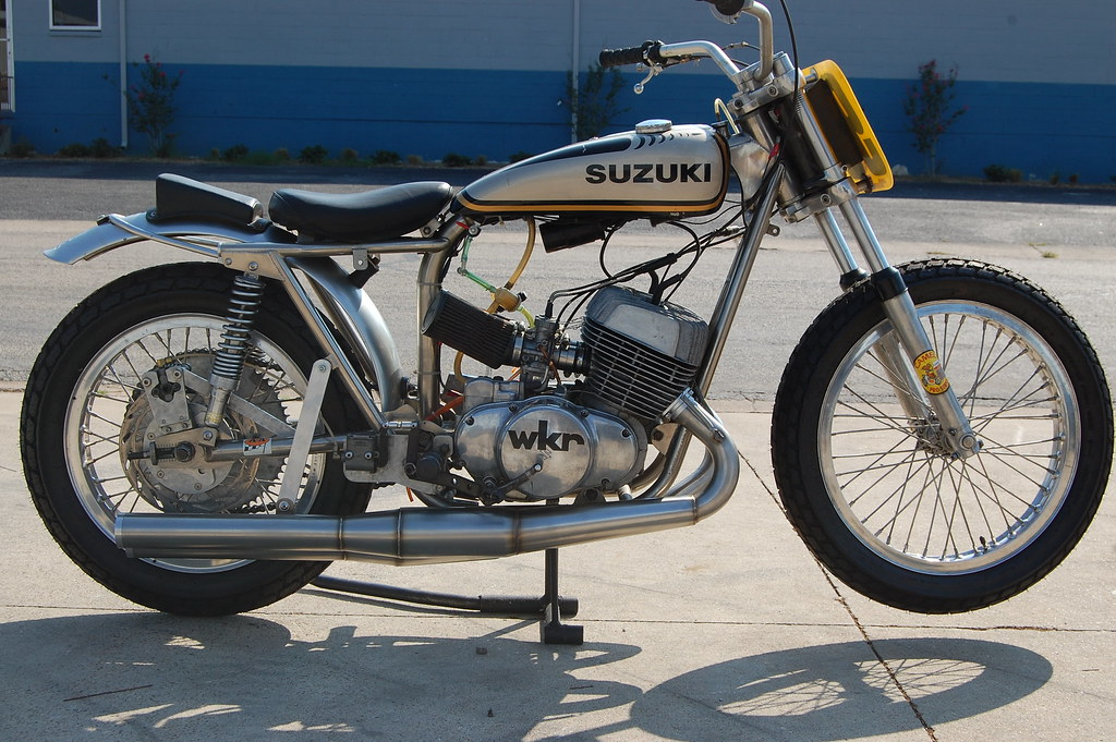 New Suzuki  Stroke Dirt Bikes
