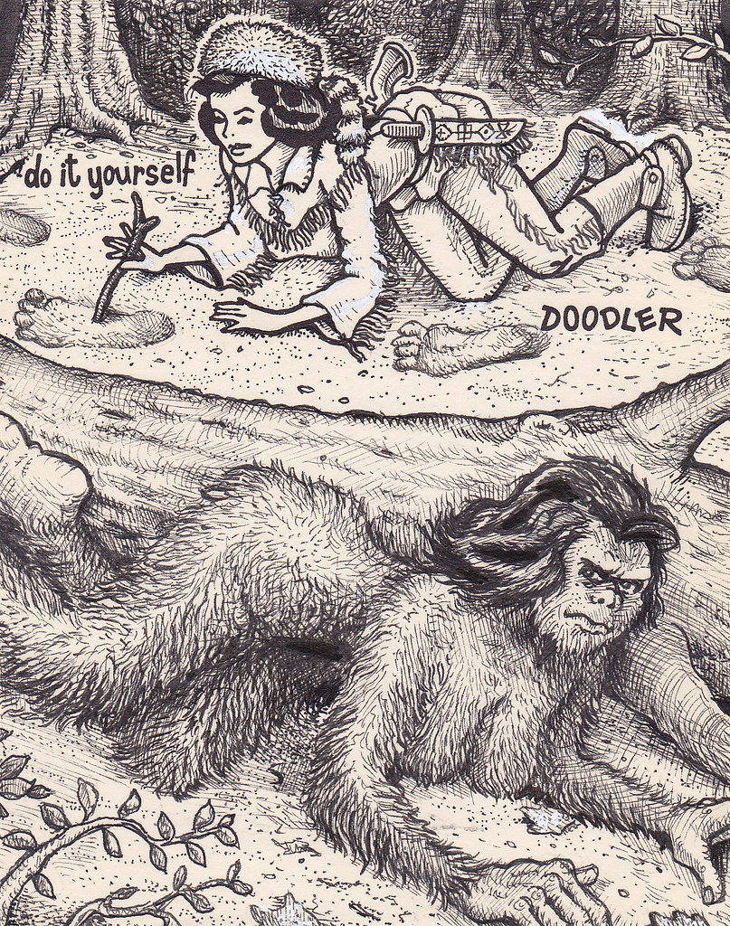 Diyd29bigfoot facebookpagesdavid jablows do i flickr diyd29bigfoot by david jablow solutioingenieria Image collections