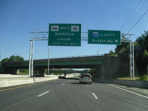Rhode Island Route A