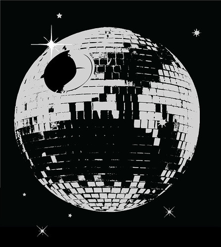 disco deathstar | by biotwist