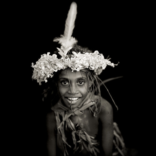 New ireland kid - Papua New Guinea | by Eric Lafforgue