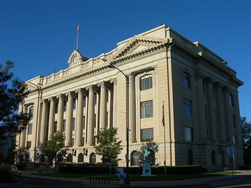 Weld County Courthouse | by jimmywayne