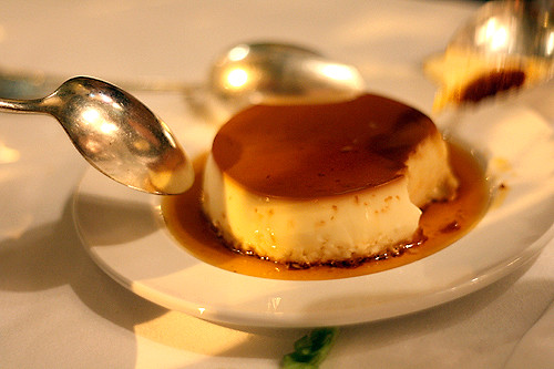 creme caramel | by David Lebovitz