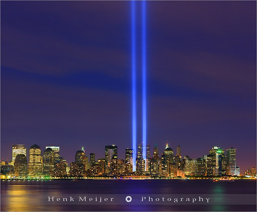 09/11 - Tribute in Light - New York | by ~ Floydian ~ 