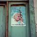 Poster Pope Visit Cuba