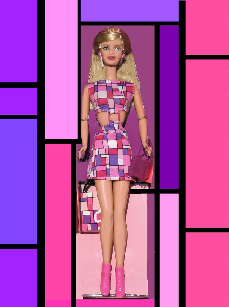 Quot Hip 2 Be Square Quot Barbie Vinyl Fashion Doll Barbie
