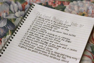 the good things in life :D | by natalie ϟ