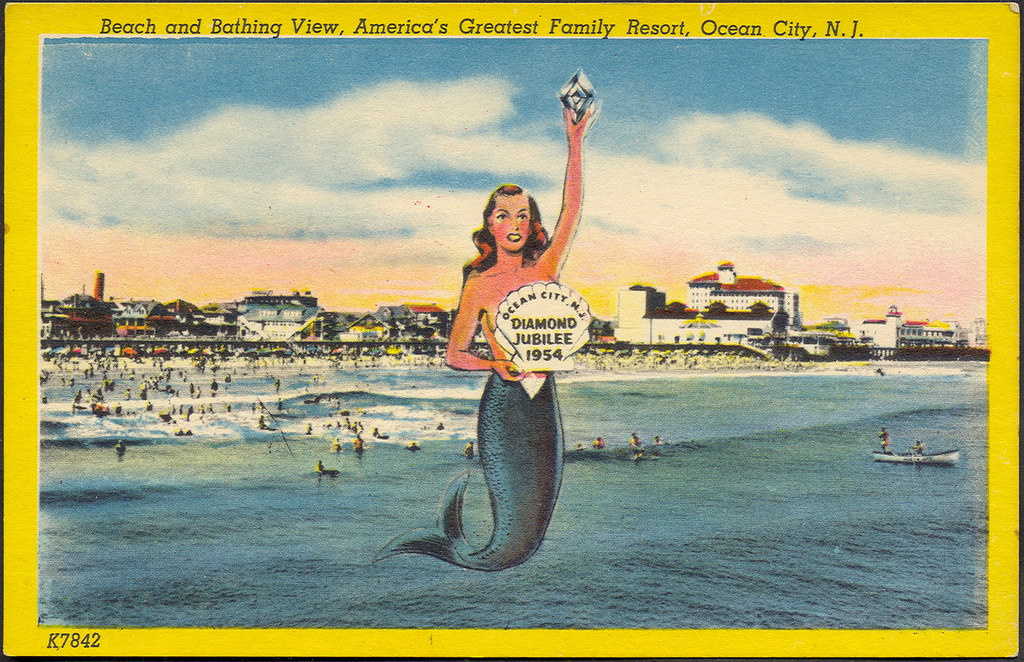 Vintage Atlantic City Hotels