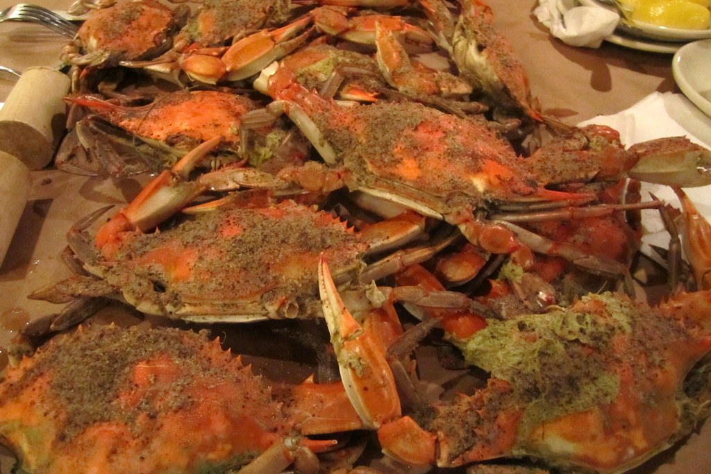 Best Blue Crab Restaurants In Maryland