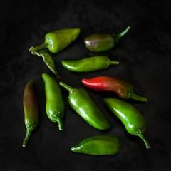 nine chiles