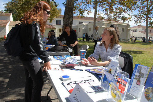 2007 Volunteer Fair | by California State University Channel Islands